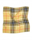 Carre de soie MAELY scottish craft femme