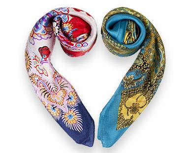 On aime offrir un foulard pour la Fête des Mères - Etyo - Magazine b2835b34096