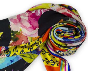 satya foulard en soie